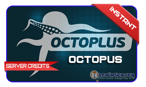 Octopus | Octoplus Server Credits